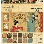 Graphic 45 - Bird Song Collection