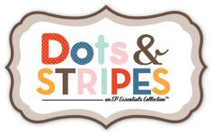 Echo Park Paper Company - Dots & Stripes - Homefront