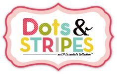 Echo Park Paper Company - Dots & Stripes - Soda Fountain