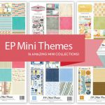 Echo Park Paper Company - Mini Themes