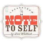 Echo Park Paper Company - Note to Self
