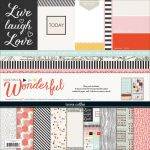 Teresa Collins Designs - Something Wonderful Collection