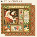 Graphic 45 - St. Nicholas Collection
