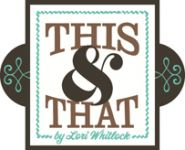 Echo Park Paper Company - This and That - Charming