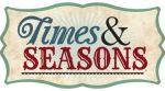 Echo Park Paper Company - Times and Seasons