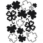 Darice - Embossing Essentials - Embossing Folder - St. Pat's Background