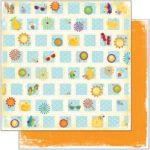 Bo Bunny - Sunkissed - Patterned Paper - Party