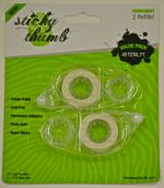 Sticky Thumb - Tape Runner Refill Twin pack