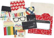 Simple Stories - Smarty Pants - 6 Snap Pockets