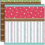 DAISY BUCKET DESIGNS - DECK THE HALLS PAPER