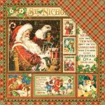 "Graphic 45 - St Nicholas Double-Sided Cardstock 12""X12"" - St Nicholas"
