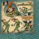 Graphic 45 - The Magic of Oz Collection - Scatterbrained Scarecrow