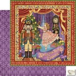 Graphic 45 - Nutcracker Sweet - Nutcracker Sweet Patterned Paper