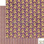 Graphic 45 - Nutcracker Sweet - Gingerbread Delights Patterned Paper