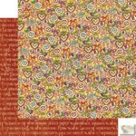 Graphic 45 - Nutcracker Sweet - Clara's Dream Patterned Paper