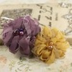 Prima Marketing Inc - Prima Flowers - The Gatsby Collection Daisy