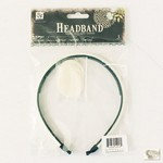 Prima Marketing Inc - Headband 8mm Cream