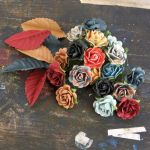 Prima Marketing Inc - Craftsman -  Perles - Handmade Paper Flowers