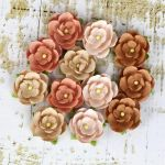 Prima Marketing Inc - Winter 2013 - Avante Cedar Paper Flowers