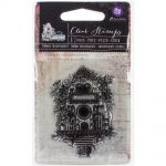 "PRIMA MARKETING INC - Garden Fable Clear Stamps 2.5""X3"" - Birdhouse"