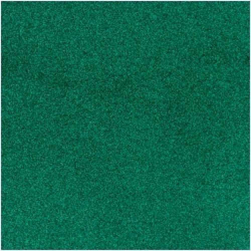 "American Crafts- Glitter Cardstock 12""X12"" Evergreen"