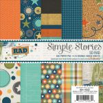 Simple Stories - So Rad - 6x6 pad