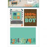 Simple Stories - So Rad - SN@P! Cards