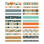 Simple Stories - So Rad - Washi Paper Tape
