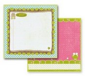 Prima Marketing Inc - So Cute Patterned Paper NOTEWORTHY