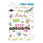 Daisy Bucket Designs - Rub Ons - Bugs