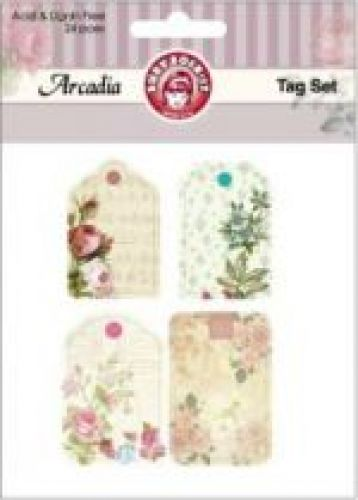 Bella - Ruby Rock-It - Arcadia - Tag Set