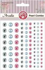 Bella - Ruby Rock-It - Arcadia - Pearl Combo