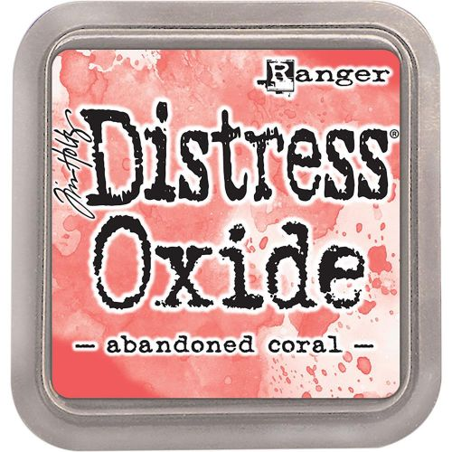 Tim Holtz - Distress Oxides Ink Pad - Abandoned Coral