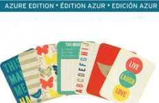 Becky Higgins Project Life -Core Kit - Azure Edition - Split Kit