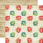Echo Park Paper Company - Beautiful Life Collection - Bouquets Paper