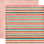 Echo Park Paper Company - Beautiful Life Collection - Stripes Paper