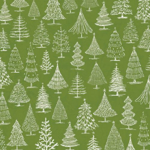 Teresa Collins Designs - Candy Cane Lane O Christmas Tree Paper