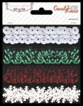 Teresa Collins Designs - Candy Cane Lane - Sequins