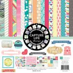 Echo Park Paper Company - Capture Life Collection by Allison Kreft - Collection Kit