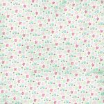 "My Mind's Eye - Cut & Paste - Be - Thrive  - 12"" x 12"" Double Sided Patterned Paper"
