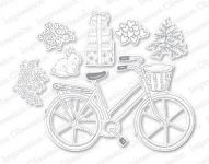 Impression Obsession - Die - Bicycle Set