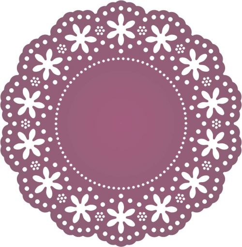 Cheery Lynn Designs Die - Mandy Doily