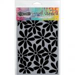 "Ranger - Dylusions - By Dyan Reaveley - Dylusions Stencils 5""X8"" - Spring Bloom Small"