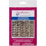 Spellbinders - M-Bossabilities - 3D Embossing Folder - Basket Weave