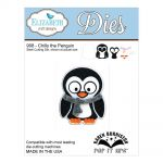 Elizabeth Craft Designs - Chilly The Penguin