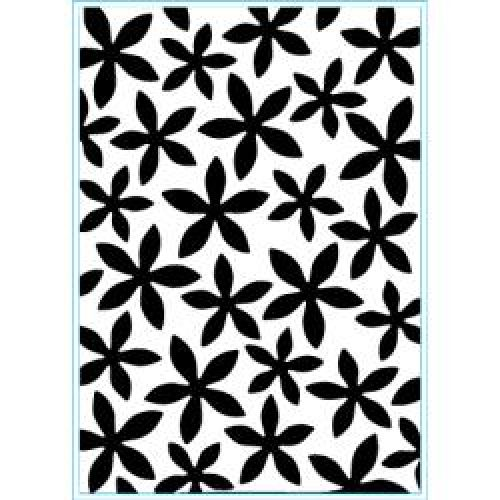 "Elizabeth Craft Designs - Embossing Folder 4""X6"" - Petal Power"