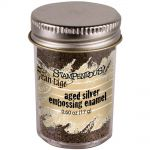 Stampendous Frantage - Aged Embossing Enamel - Silver