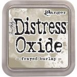 Tim Holtz - Distress Oxides Ink Pad - Frayed Burlap