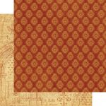 Graphic 45 - French Country Collection - Rendezvous Patterned Paper