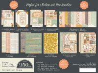 Authentique - Grace - Paper Crafting Assortment
